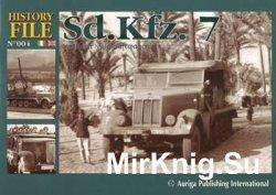 Sd.Kfz.7 Mittlerer Zugkraftwagen 8 t (History File №004)