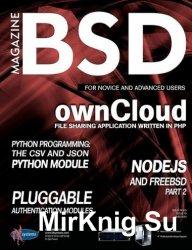 BSD Magazine. Архив за 2015 год