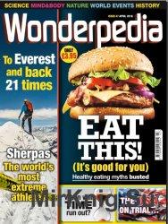 Wonderpedia – 47, 2016