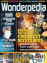 Wonderpedia – 48, 2016