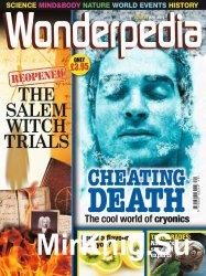 Wonderpedia – 49, 2016