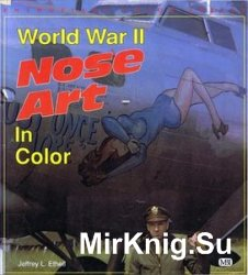 World War II Nose Art in Color