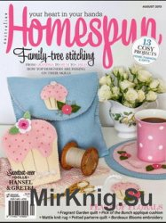 Australian Homespun Issue 123 Vol 14.8 2013