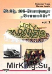 Sd.Kfz.166 Sturmpanzer ''Brummbär'' vol.1 - Waldemar Trojca №04