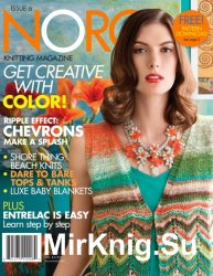 Noro Knitting magazine Spring Summer 2015 Issue 6