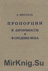 Пропорции в Античности и в Средние века