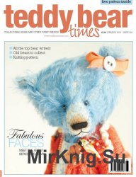 Teddy Bear Times №223, 2016 June-July