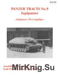 Jagdpanzer (Panzer Tracts No.9)