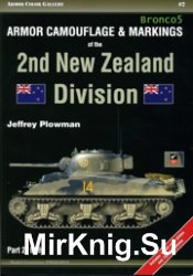 Armor ColorGallery 02 - Armor Camouflage & Markings Of The 2Nd New Zealand  ...