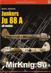 Junkers Ju-88A All models - Kagero Topdrawings 06