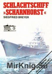 Marine-Arsenal 003 - Schlachtschiff Scharnhorst