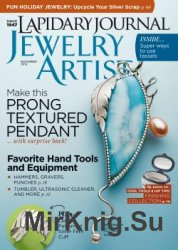 Lapidary Journal Jewelry Artist Vol. 69 №6 2015