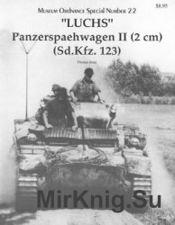 """LUCHS"" Panzerspaehwagen II (2 cm) (Sd.Kfz.123) (Museum Ordnance Special  ..."