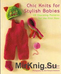 Chic Knits for Stylish Babies