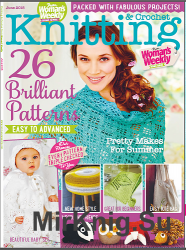 Knitting & Crochet June 2015