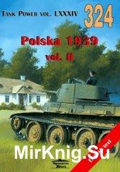 Polska 1939 Vol.II (Wydawnictwo Militaria 324)
