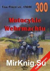 Motocykle Wehrmachtu (Wydawnictwo Militaria 300)