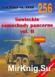 Sowieckie Samochody Pancerne Vol.II (Wydawnictwo Militaria 256)