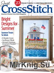 Just CrossStitch Jul/Aug 2014
