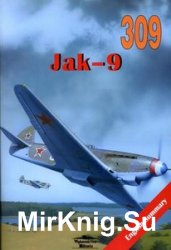 Jak-9 (Wydawnictwo Militaria 309)