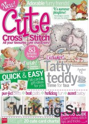 Cute Cross Stitch Magazine Summer 2013