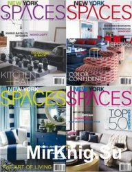 New York Spaces - №1-4 2015