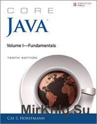 Core Java Volume I Fundamentals, 10th Edition