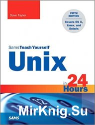 Unix in 24 Hours, 5th Edition