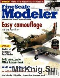FineScale Modeler 2001-07