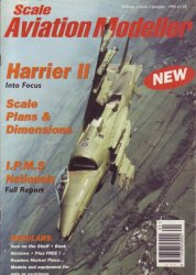 Scale Aviation Modeller №01 1995