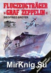 Marine-Arsenal 004 - Flugzeugtrager Graf Zeppelin