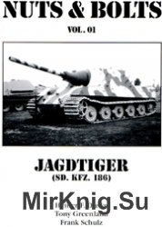 Nuts & Bolts Vol 01 - Jagdtiger (SdKfz 186)