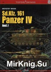 Sd. Kfz.161 Panzez IV ausf.J - Kagero Topdrawings 08