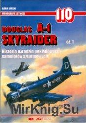 Douglas A-1 Skyraider AJ-Press - Monografie lotnicze №110