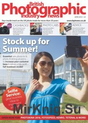 British Photographic Industry News June 2016