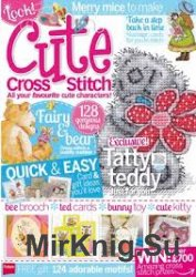 Cute Cross Stitch Magazine Summer 2014