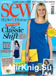 Sew Style & Home №76 2015