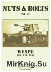 Nuts & Bolts Vol 02 - Wespe (Sd.Kfz.124)