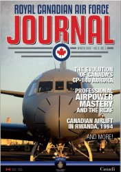 The Royal Canadian Air Force Journal №1 2016