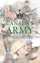 Canada's Army: We Stand on Guard for Thee
