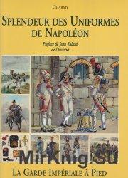 Splendeur des Uniformes de Napoleon (Tome 2): La Garde Imperiale a Pied