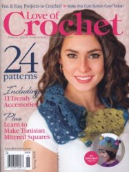 Love of Crochet - Spring 2015
