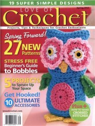 Love of Crochet - Spring 2013