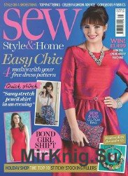 Sew Style & Home — December 2015
