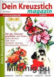 Dein Kreuzstich Magazin №4 2014