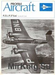 Pzl P-37 Los - Aircraft Profile 258