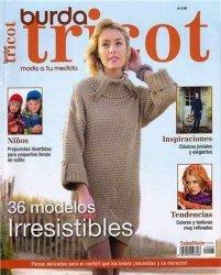 Burda Tricot №5 2012