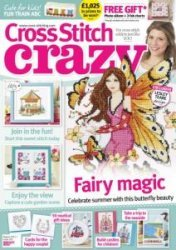 Cross Stitch Crazy № 205 August 2015