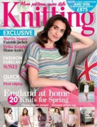 Knitting  №102 April 2012