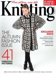 Knitting - Issue Bumper October 2013